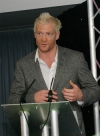 Iwan Thomas MBE - Bilingual